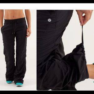 Lululemon Dance Studio Pant Black Size 8